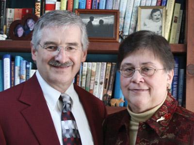Owen & Ruth Ann Burkholder