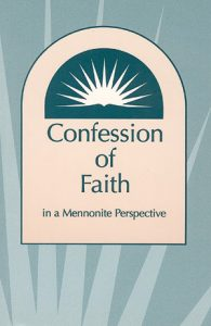 Confession of Faith book