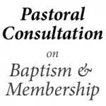 Pastoral leaders invited to second Consultation event