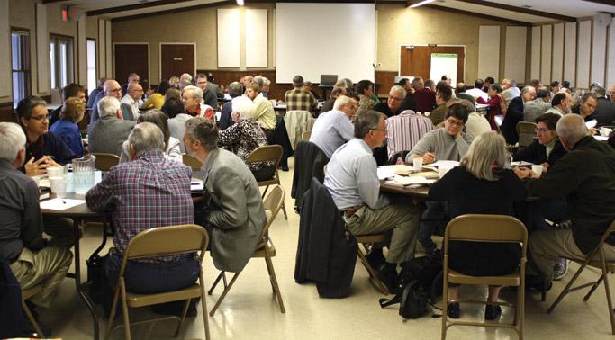 Pastoral consultation