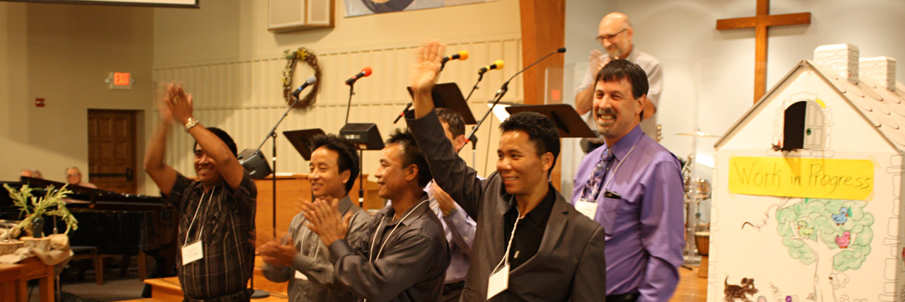 The Mara Congregation of Charlotte is recognized as a full congregation of Virginia Mennonite Conference. />,