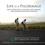"""Life is a Pilgrimage"" is theme of 2017 Ministry Retreat"