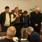 Delegates weigh in on proposed structural changes and release two congregations