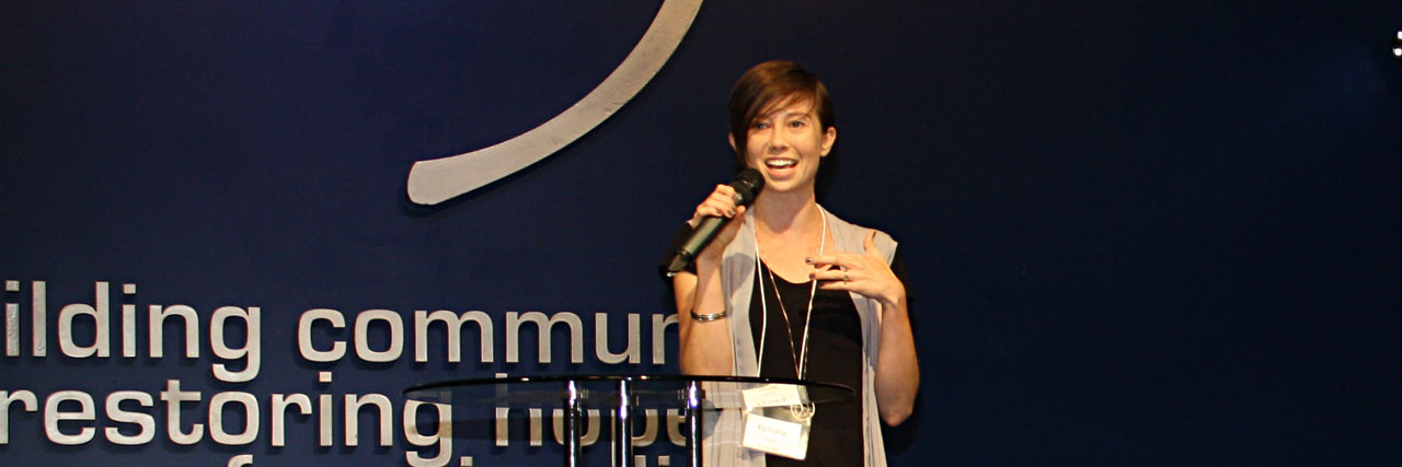Kendra Yoder, VMMissions worker, shares her passion for a future church plant in Richmond, Va.