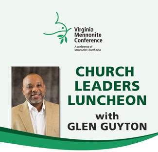 Church Leaders Luncheon