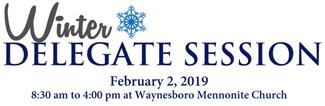Winter Delegate Session