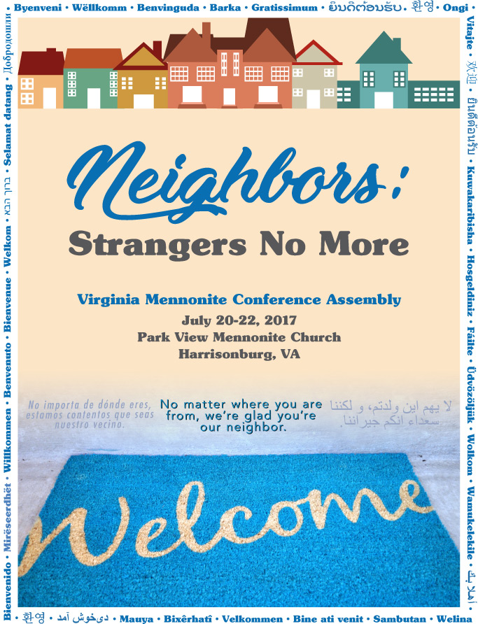 Neighbors: Strangers No More