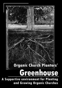 Organic Church Planters' Greenhouse logo