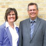Dave and Shana Boshart
