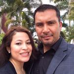 Juan Carlos and Wendy Malvaez