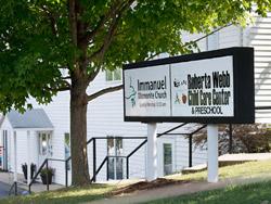 Roberta Webb Child Care Center