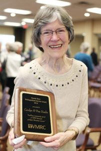 Carolyn Nowlin award