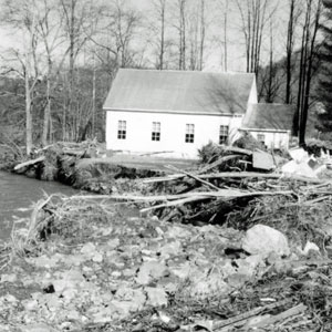 Riverside Mennonite Church flood of 1985