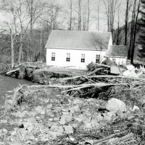 Riverside Mennonite Church flood of 1985