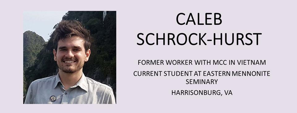 Caleb Schrock-Hurst